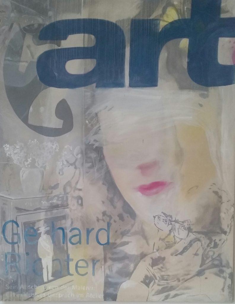 Homage 2 an Gerhard Richter