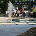 Brunnen am Bürgerzentrum Steißlingen